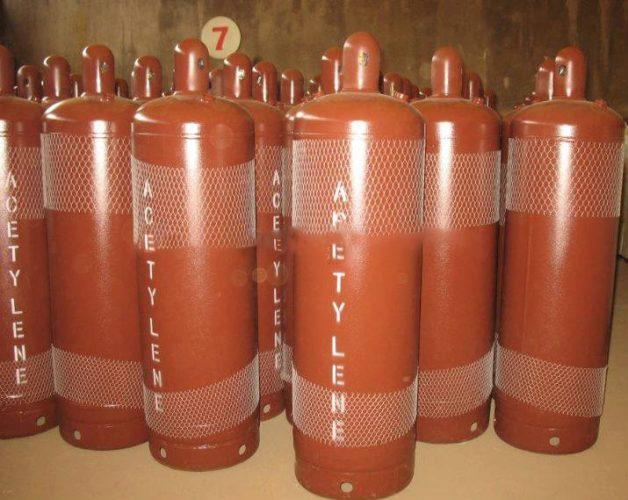 Dissolved Acetylene Gas supplier Bangladesh
