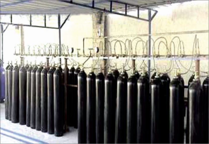 Industrial Oxygen Cylinder Price in Bangladesh