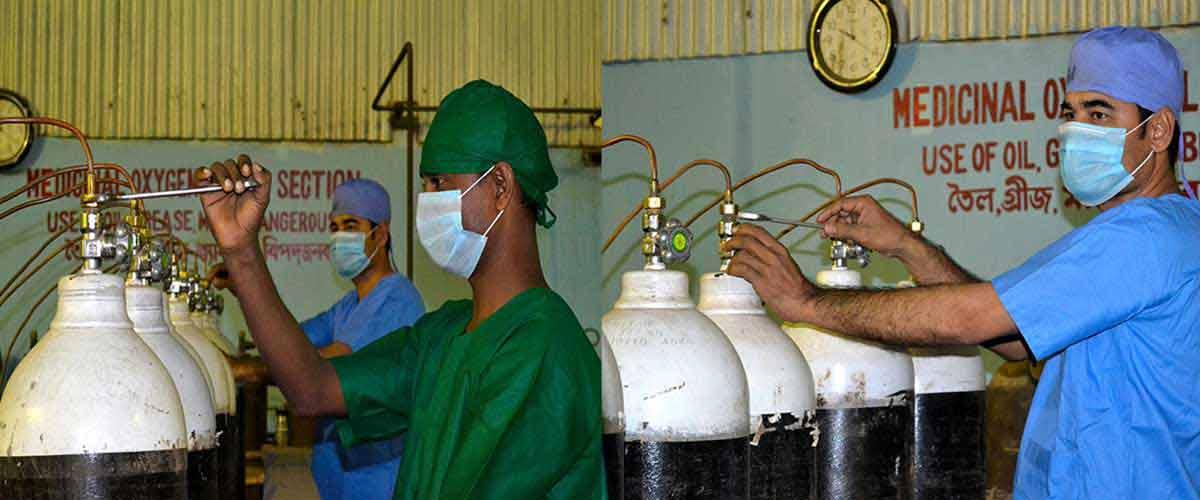 Medical Gas Pipeline Equipment Distributor in Bangladesh