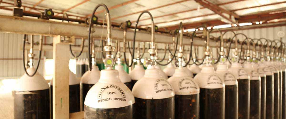 oxygen cylinder price Bangladesh